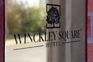 The Winckley Hotel in Preston
