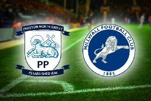 PNE are in action at The Den on Saturday