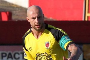 Chorley skipper Andy Teague (photo: Josh Vosper)