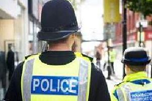 The group, described as being Asian and aged around 16-years-old, punched and kicked a 69-year-old pensioner at around 1.15pm on February 25 on the bowling green at Corporation Park, Blackburn.