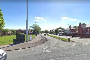 Ribbleton Hall Drive. picture by Google maps