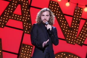 Seann Walsh is live at Darwen Library Theatre on Wednesday, March 20