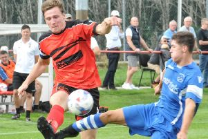 Josh Westwood inspired Garstang to victory at St Helens Town
