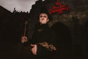 Alton Towers Dungeon