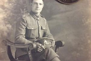 Private John Trickett. Picture: Hansons Auctioneers.