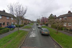 A man was forced into the back of a silver BMW estate car at knifepoint in Walton Avenue, Penwortham at about 10.15pm on Thursday, February 28.