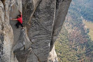 Now showing: Free Solo