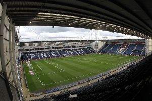Preston North End's Deepdale ground