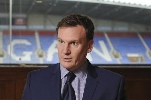 Latics' executive chairman Darren Royle