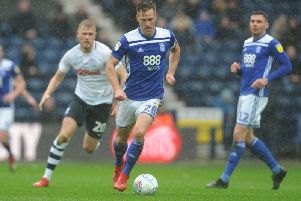 Birmingham City, who were beaten by Preston at Deepdale last week, have been deducted nine points for breaching financial rules