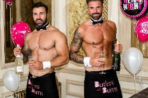 Naked butlers