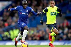 Chelsea midfielder N'Golo Kante says even if Real Madrid manager Zinedine Zidane personally asked him to join the Spanish club he would stay with the Blues.
