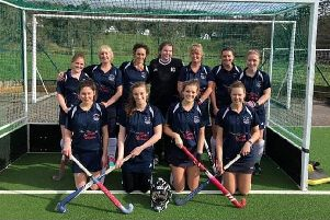 Longridge's ladies' 2nds