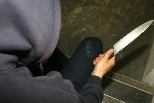 Knife crime is on the increase across the country.