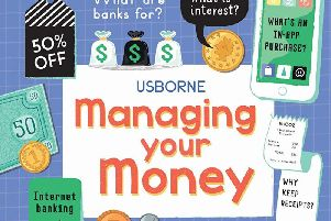 Managing Your Money by Jane Bingham, Holly Bathie, Nancy Leschnikoff and Freya Harrison