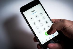 Calling 999 allows you to speak to the emergency services, accessing the help you require quickly.