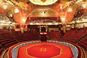 Blackpool Tower Circus returns for season with 'Carnival'