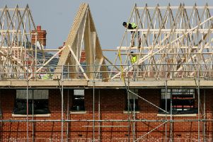 A total of 540 houses were completed in Preston during in 2018