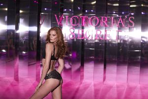 Alexina Graham, who grew up in Worksop, has been named as the newest Angel model for lingerie brand Victoria's Secret.