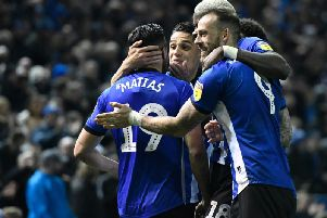 Sheffield Wednesday beat Nottingham Forest 3-0 on Tuesday.
