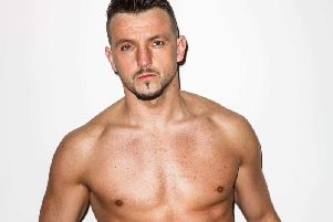New Grand Pro Wrestling recruit Ryan Davies