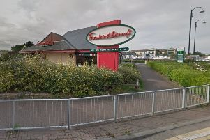 Frankie & Benny's in Central Drive, Morecambe. Photo: Google Street View