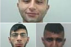 Brothers Zeeshan and Adnan Khan and their cousin Hamza Khan have been jailed for more than seven years after flooding the streets of East Lancashire with drugs.