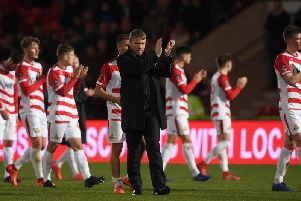 Doncaster Rovers have two key injury worries ahead of their trip to Sunderland