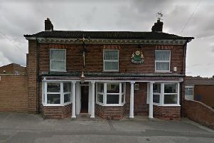 The Forest Tavern, Forest Road, Skegby