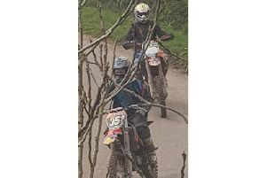 Picture released by Nottinghamshire Police.