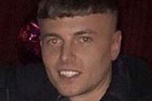 Joe O'Brien, who died after being stabbed in a brawl outside a pub in Failsworth, Greater Manchester. Police have arrested a 22-year-old man and a 17-year-old boy on suspicion of murder and attempted murder.