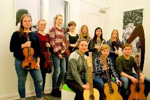 Students from the Remscheid Music & Arts College, in Germany, will be performing at Newbiggin Maritime Centre.