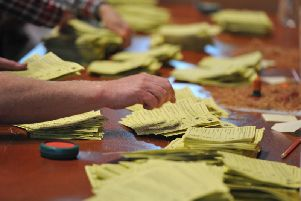 Voters head to the polls on May 2