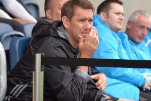 Dave Challinor and AFC Fylde know all about pressure matches