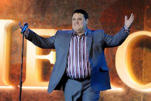 Peter Kay was chosen as the nation's favourite potential comedian Prime Minister (Photo: Getty Images)