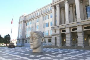 The New Jersey Courthouse