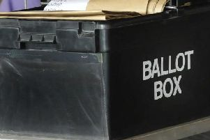Voters head to the polls on May 23