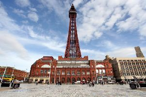Blackpool Tower is 125 years old today