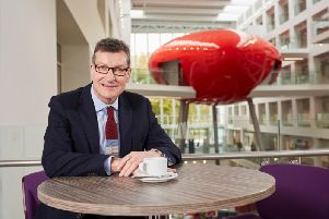Professor Graham Baldwin has been announced as the new VC at UCLan from September 2019