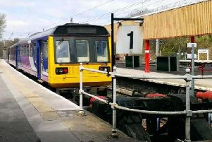 Rail services between Wigan North Western and Preston have been cancelled during morning rush hour (Wednesday, May 15) due to a broken down train.