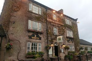 The Fence Gate Inn and Hotel dates back to the 18th century and offers 24 boutique rooms