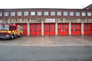 Preston Fire Station