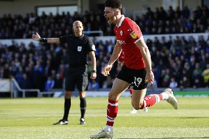 Back in the Championship: Barnsley's Kieffer Moore