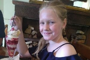 Charlotte 'Lottie' Edwards who was killed in a road collision in Ellel
