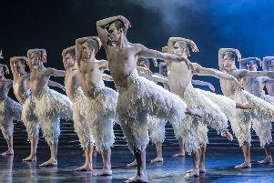 Matthew Bourne's Swan Lake is at Sheffield Lyceum until May 24.