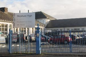 Bay Leadership Academy - previously Heysham High.