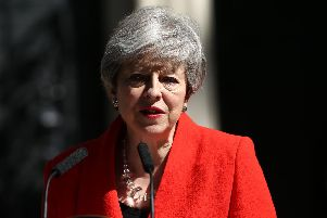 Theresa May resigns as PM