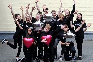 Players Drama School's Teen Group celebrate their 25th anniversary.