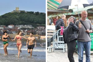 Sun and rain expected for this bank holiday weekend.