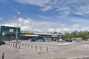 Morrisons on Blackpool Road
